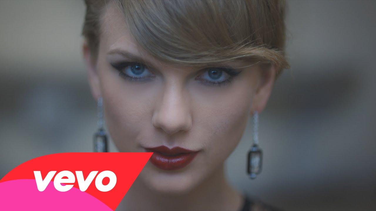 Blank Space de Taylor Swift