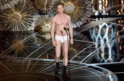 Finalmente aconteceu o Oscar