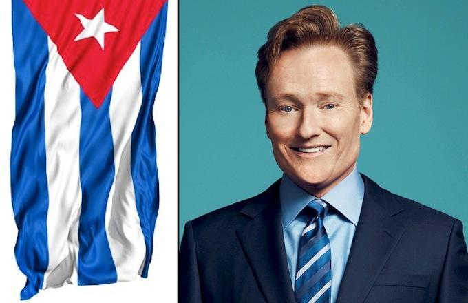 Primeiro Talk Show Americano a ser Gravado em Cuba