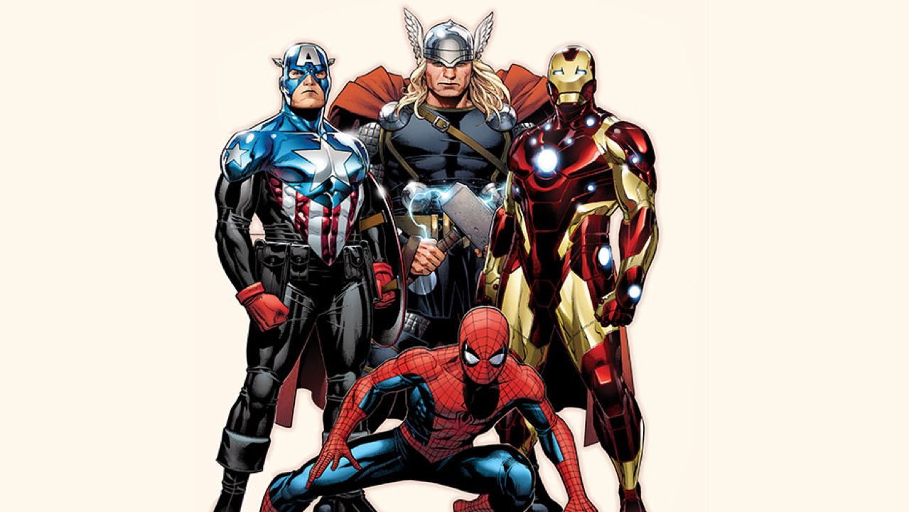 Homem Aranha no mundo Marvel