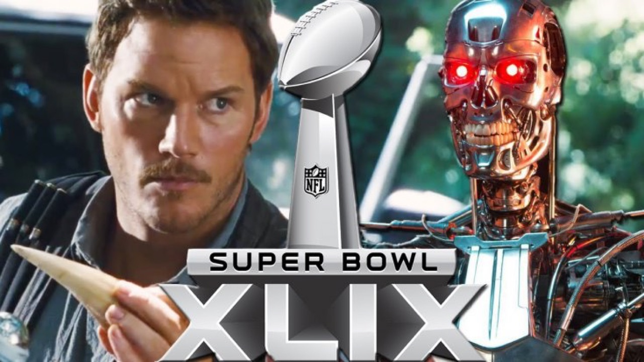Os Melhores e Piores Trailers de Filmes do Superbowl 2015