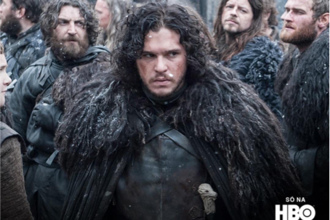 Game of Thrones S05E02: Khaleesi caindo e Jon Snow se levantando
