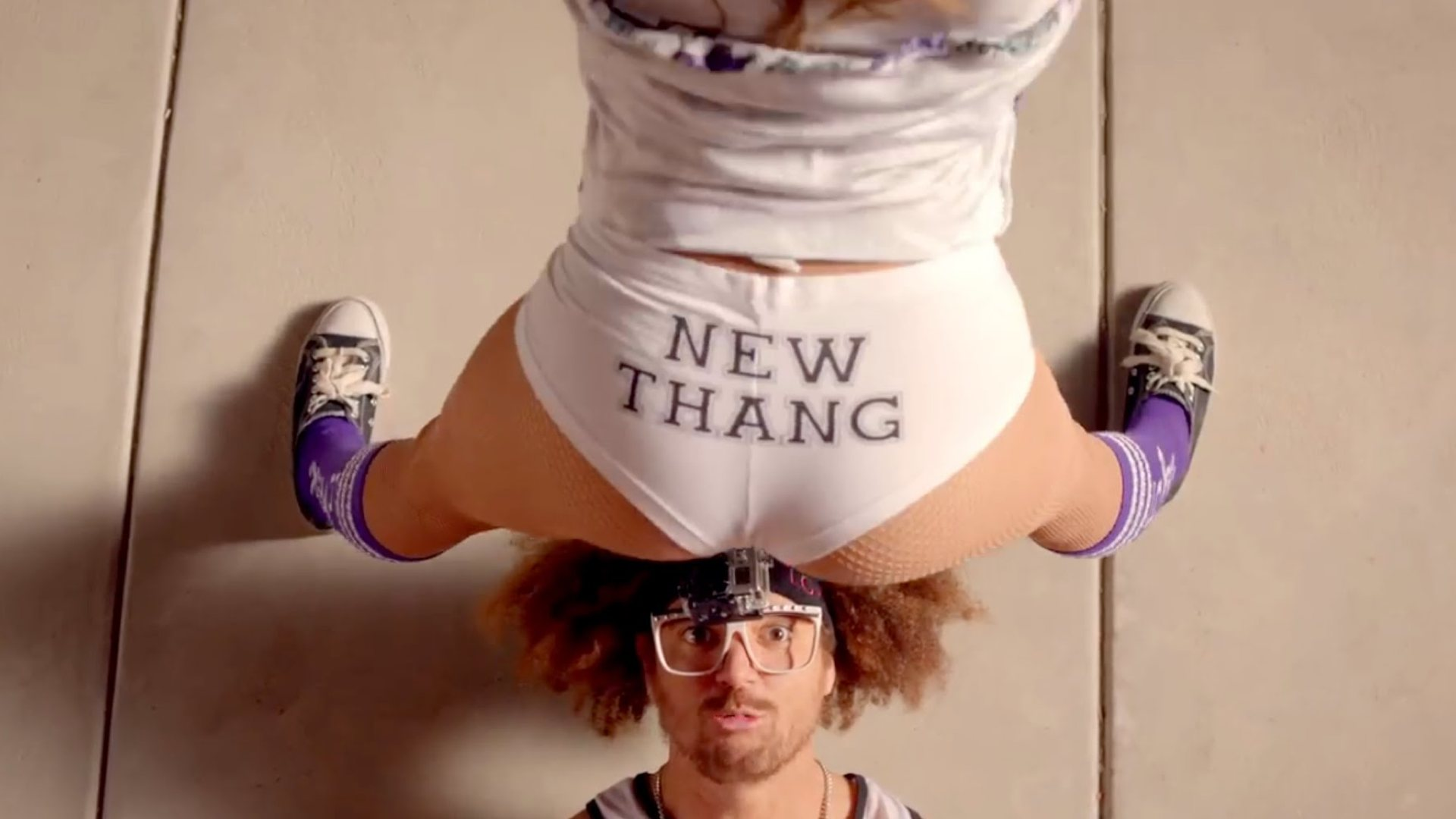 New Thang por Redfoo