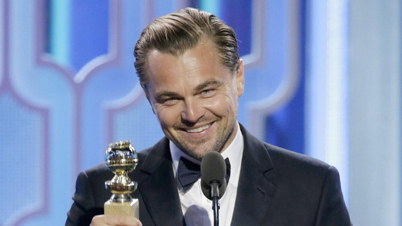 Finalmente! Oscar 2016 premia Leonardo diCaprio pela primeira vez