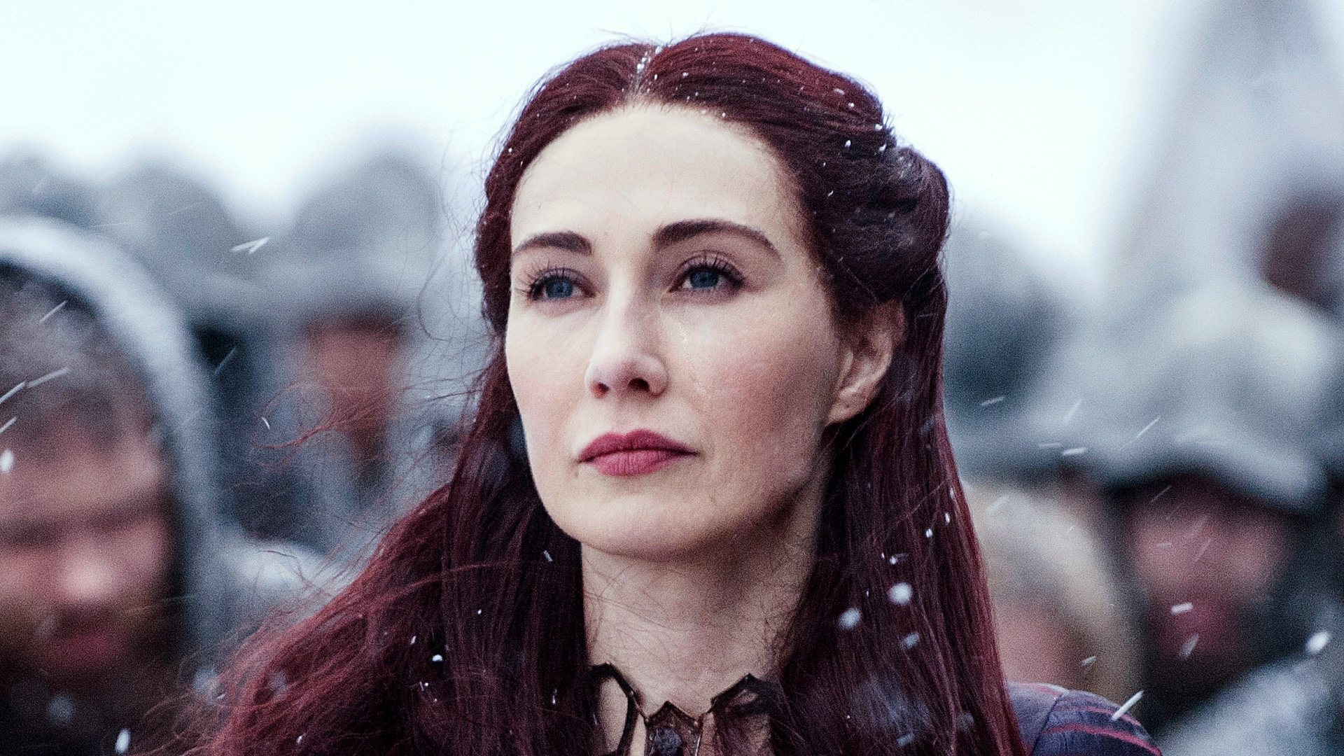 MELISANDRE :: THE RED WOMAN - revelação em Game of Thrones