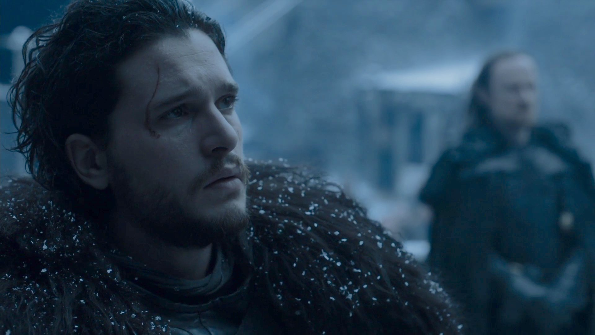 JON SNOW SE FOI NOVAMENTE - Game of Thrones S06E03