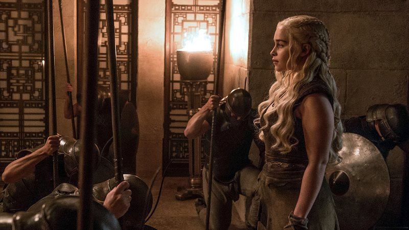 "ARYA STARK, ""No One"" :: S06E08 de Game of Thrones"