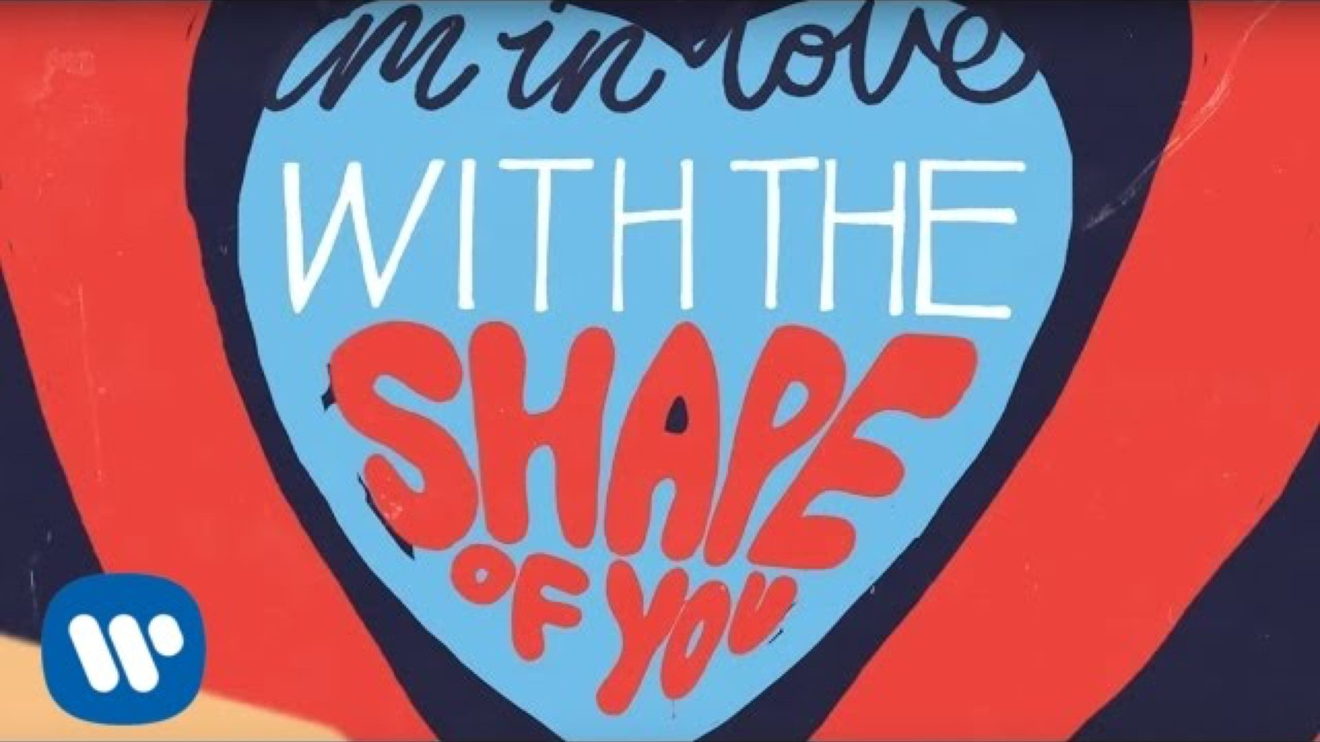 Shape Of You por Ed Sheeran