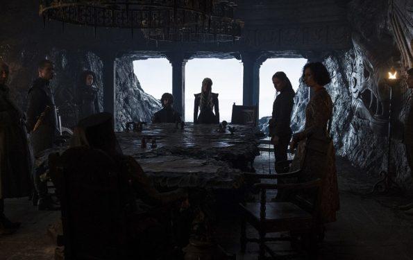 Daenerys em assembleia