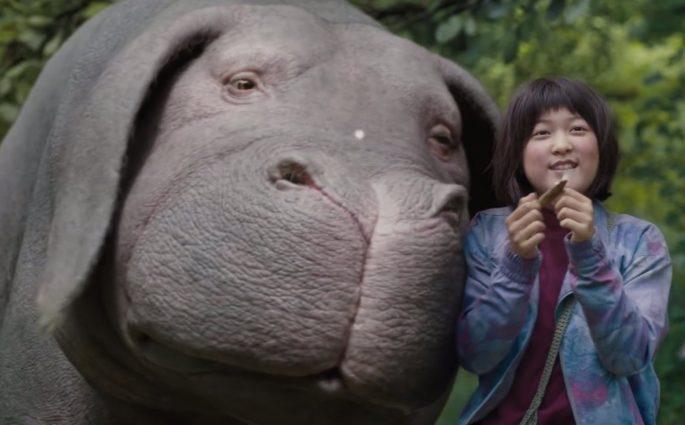 """Hoje é um bom dia para assistir """"Okja"""". [Resenha do Filme]"""