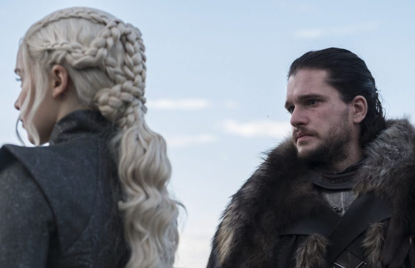 GAME OF THRONES: SO7EP3 – The Queen's Justice
