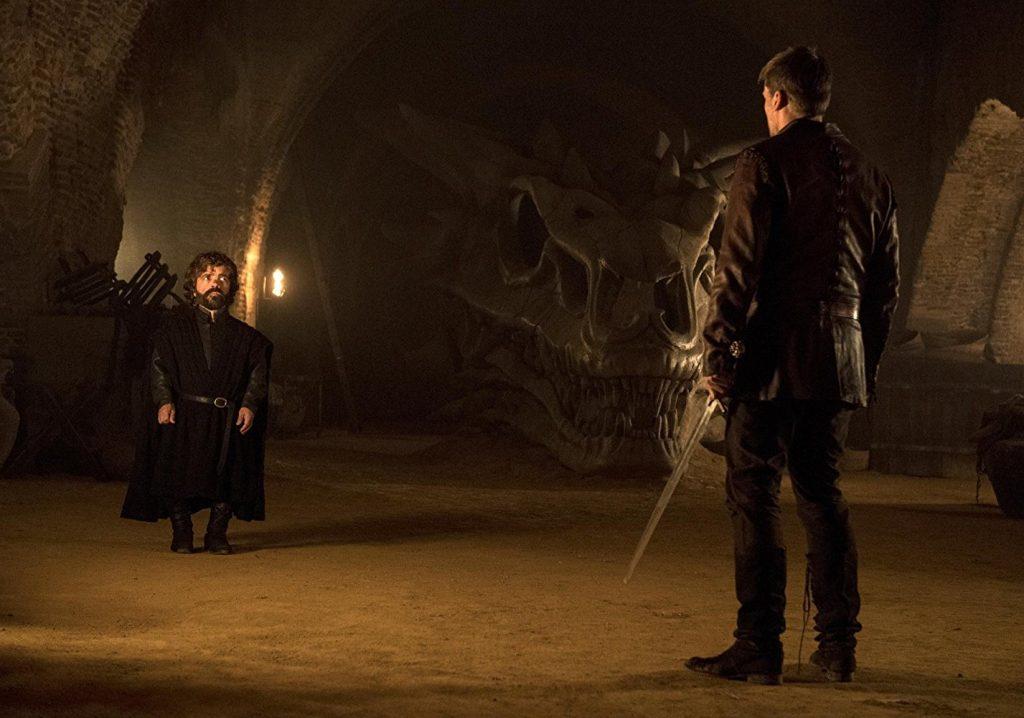 Tyrion se encontra com Jaime