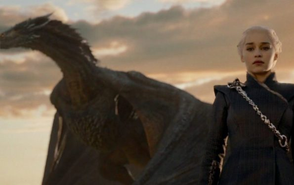 GAME OF THRONES: SO7EP4 - Eastwatch