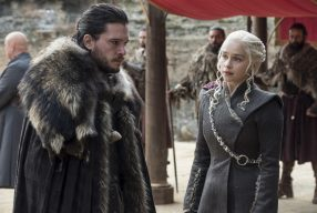 GAME OF THRONES: SO7EP7 – The Dragon and The Wolf