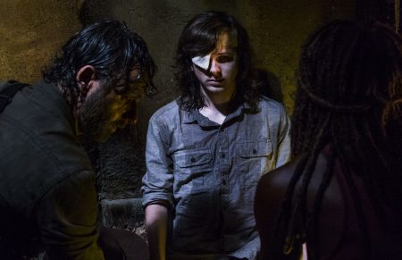 THE WALKING DEAD SO8EP8 – How It's Gotta Be