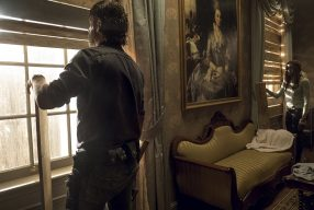 THE WALKING DEAD SO8EP13 – Do Not Send Us Astray
