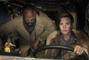 "FEAR The Walking Dead SO4EP1 – ""What's Your Story"""