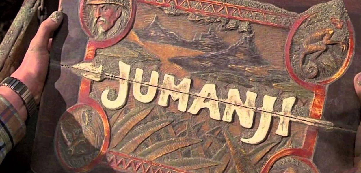 Universo Jumanji: Comparações Possíveis